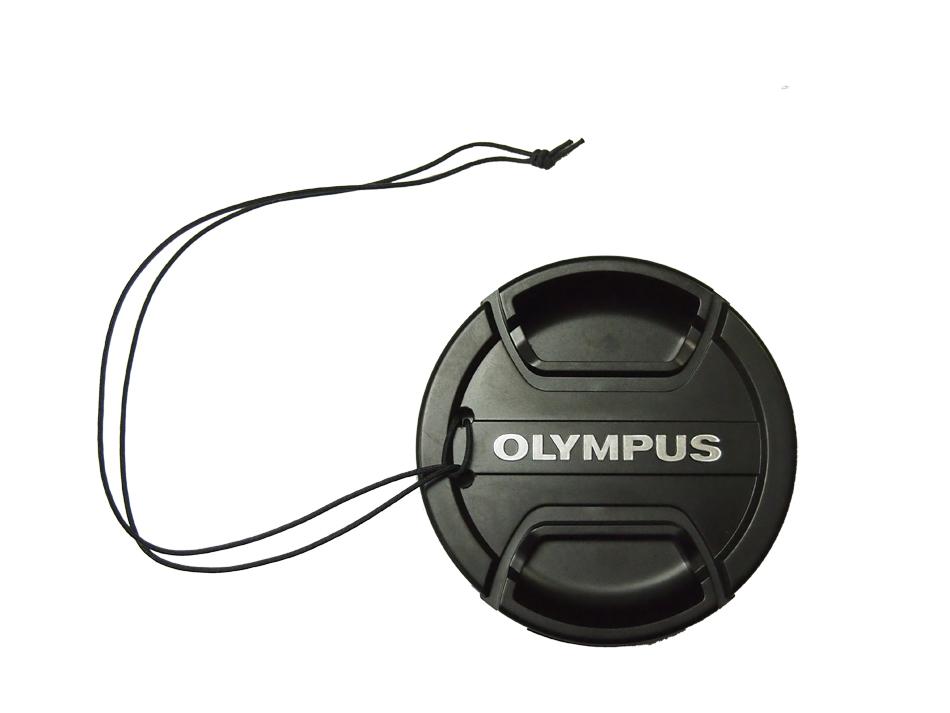 MPレンズキャップ67 | 67mm径用レンズキャップ OLYMPUSロゴ入り