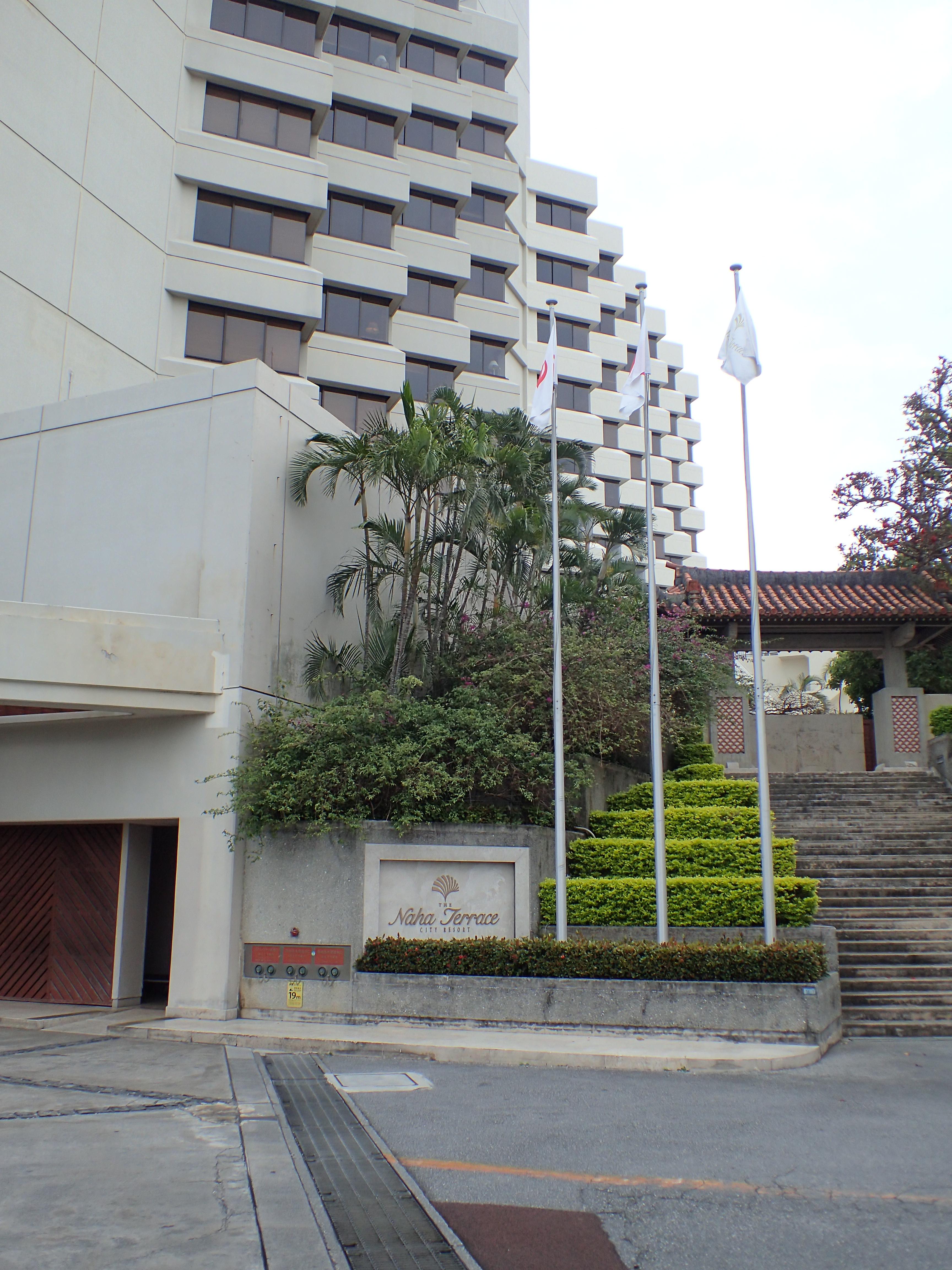 沖縄本島 国際通り近くのゆっくり出来る静かなホテルを探しに!