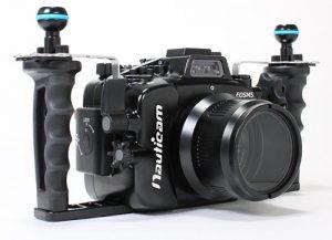 Canon ミラーレス一眼 EOS M5用ハウジング ノーティカム NA EOS M5