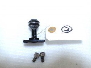 中古 ② 小型ボール(ボール径18mm)採用軽量 ダイレクトベース