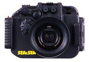 ソニー製RX100M5カメラ対応のSEA&SEA ハウジング MDX-RX100III