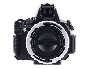 キャノン製EOS KISS X9iカメラ対応のSEA&SEA ハウジング RDX-750D