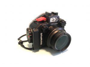 30mmマクロポート FLP-04/適応ハウジング PT-EP12 にセット例
