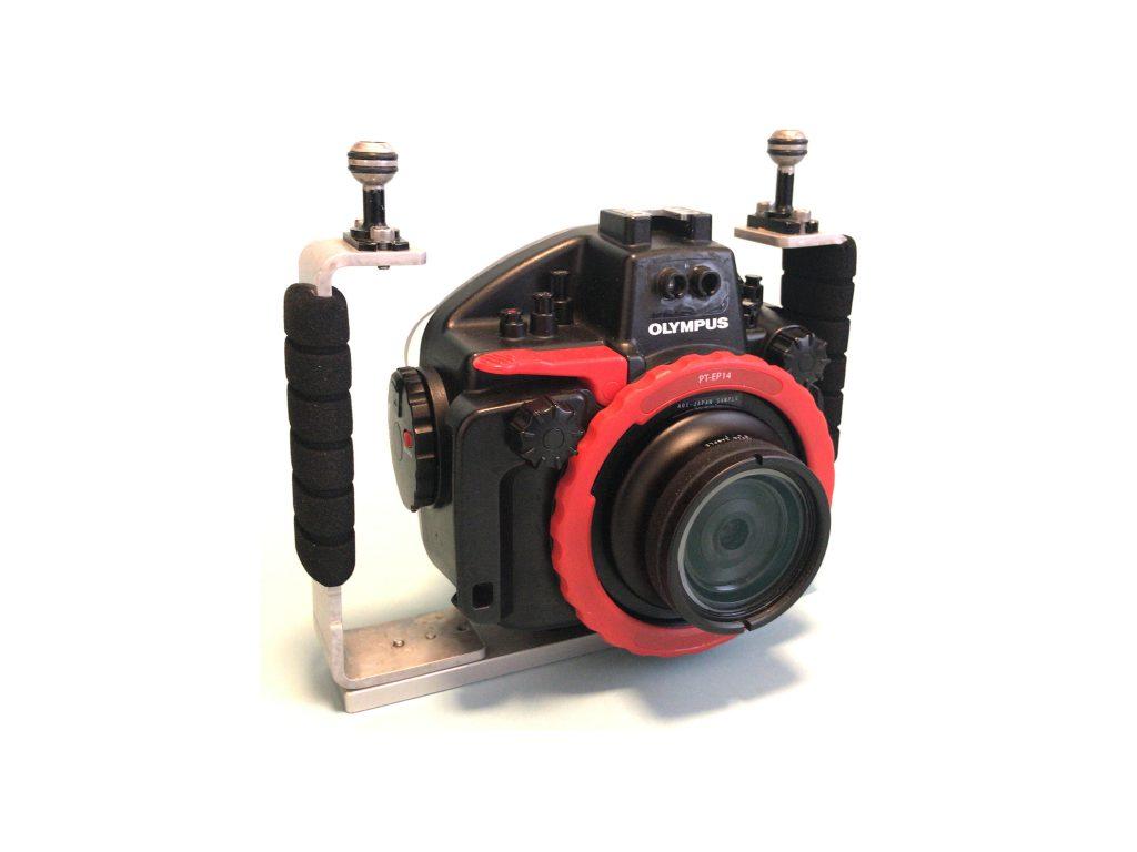 30mmマクロポート FLP-04 / 適合ハウジング PT-EP11 PT-EP14.セット例