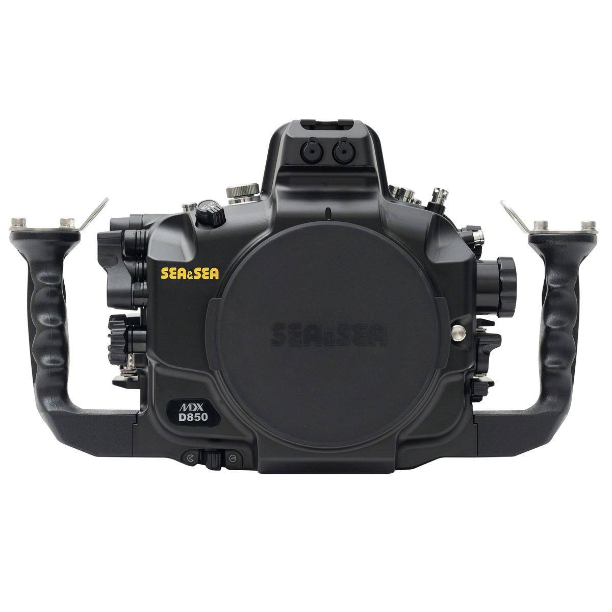 MDX-D850 | ニコン 一眼レフカメラ D850用 SEA&SEA ハウジング