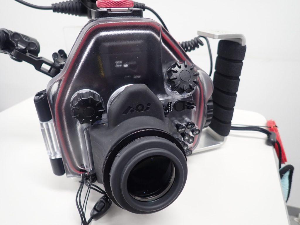 AOI UMG-04 オリンパス PT-EP13用マグニファイヤー(視度補正付き)
