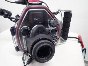 AOI UMG-04 マグニファイヤー装着例