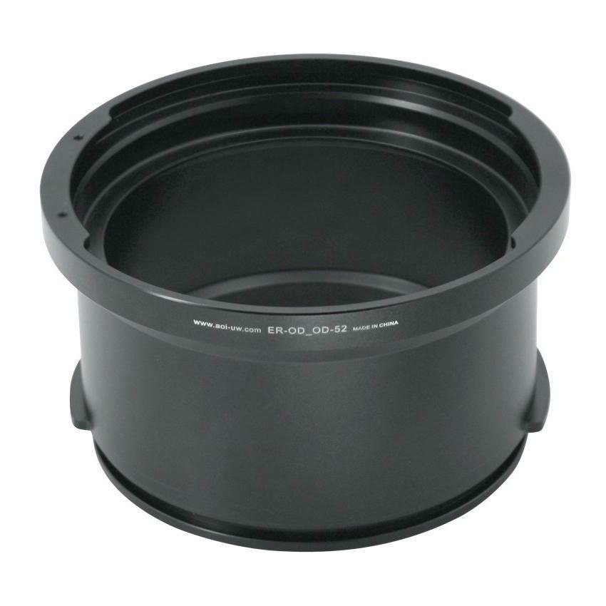 AOI ER-OD_OD52 OM-Dマウント専用延長リング52mm(オリンパス PT-EP14防水プロテクター対応)