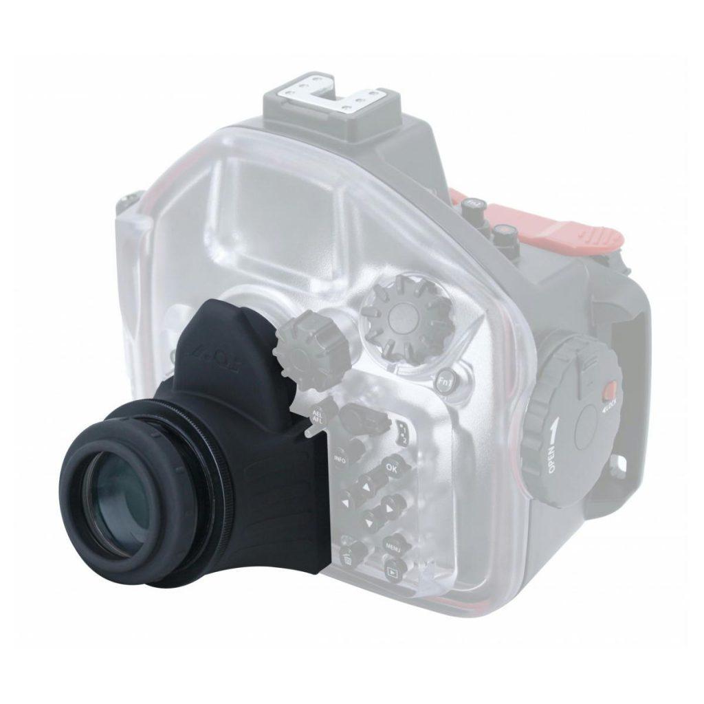 AOI UMG-03 オリンパス PT-EP14防水プロテクター用マグニファイヤー(視度補正付き)