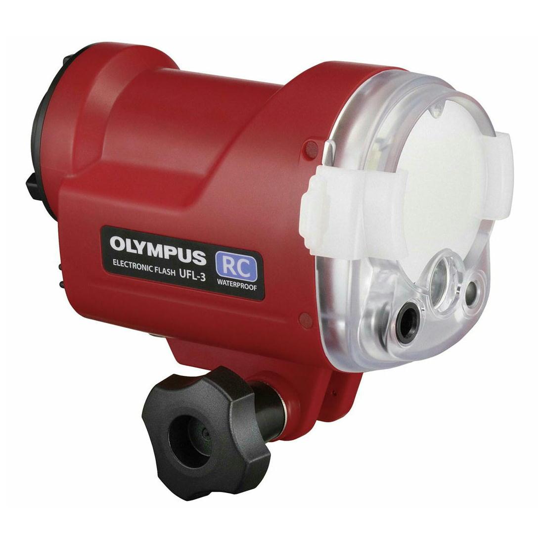 OLYMPUS UFL-3 水中専用フラッシュ(ストロボ)