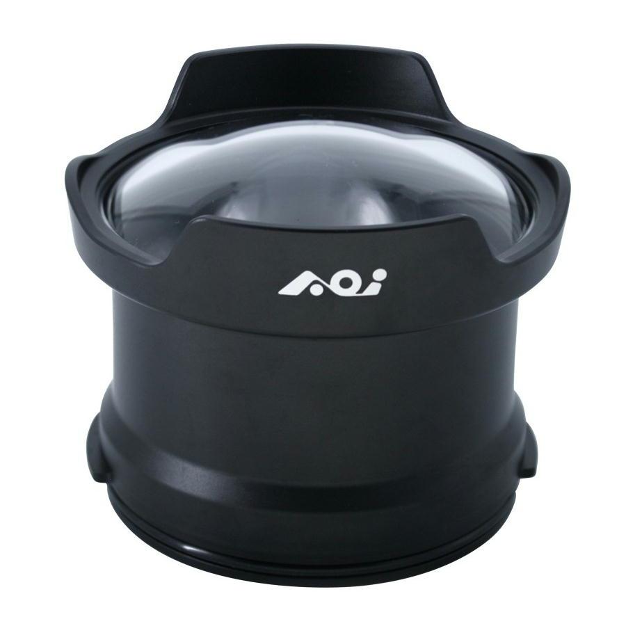 AOI DLP-09 セミドームポート OMDタイプ(オリンパス PT-EP14防水プロテクター対応)