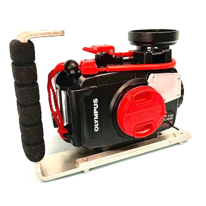 オリンパス TG-5 水中写真撮影 顕微鏡モードで自然光撮影テスト