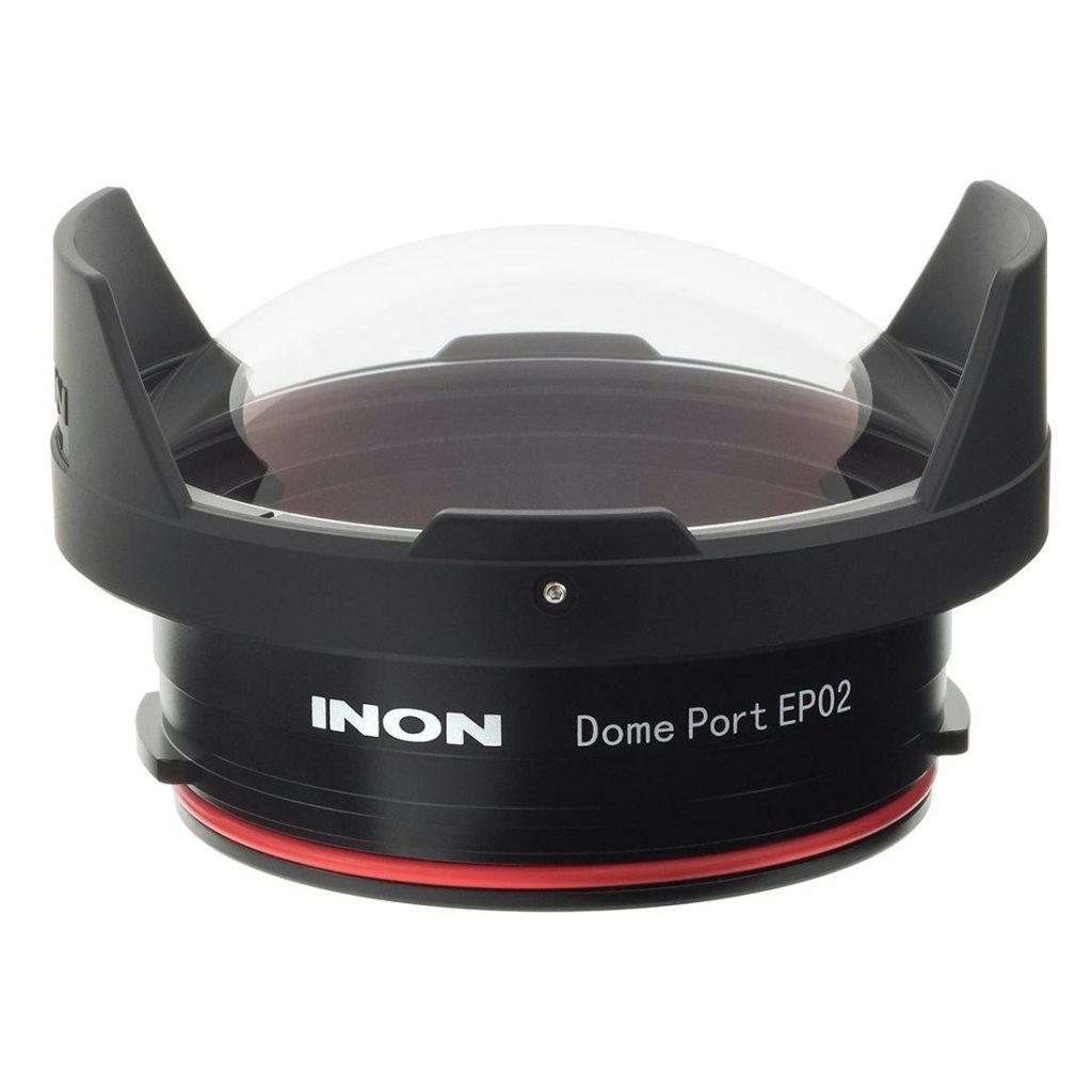 inon ドームポート ep02 for オリンパス