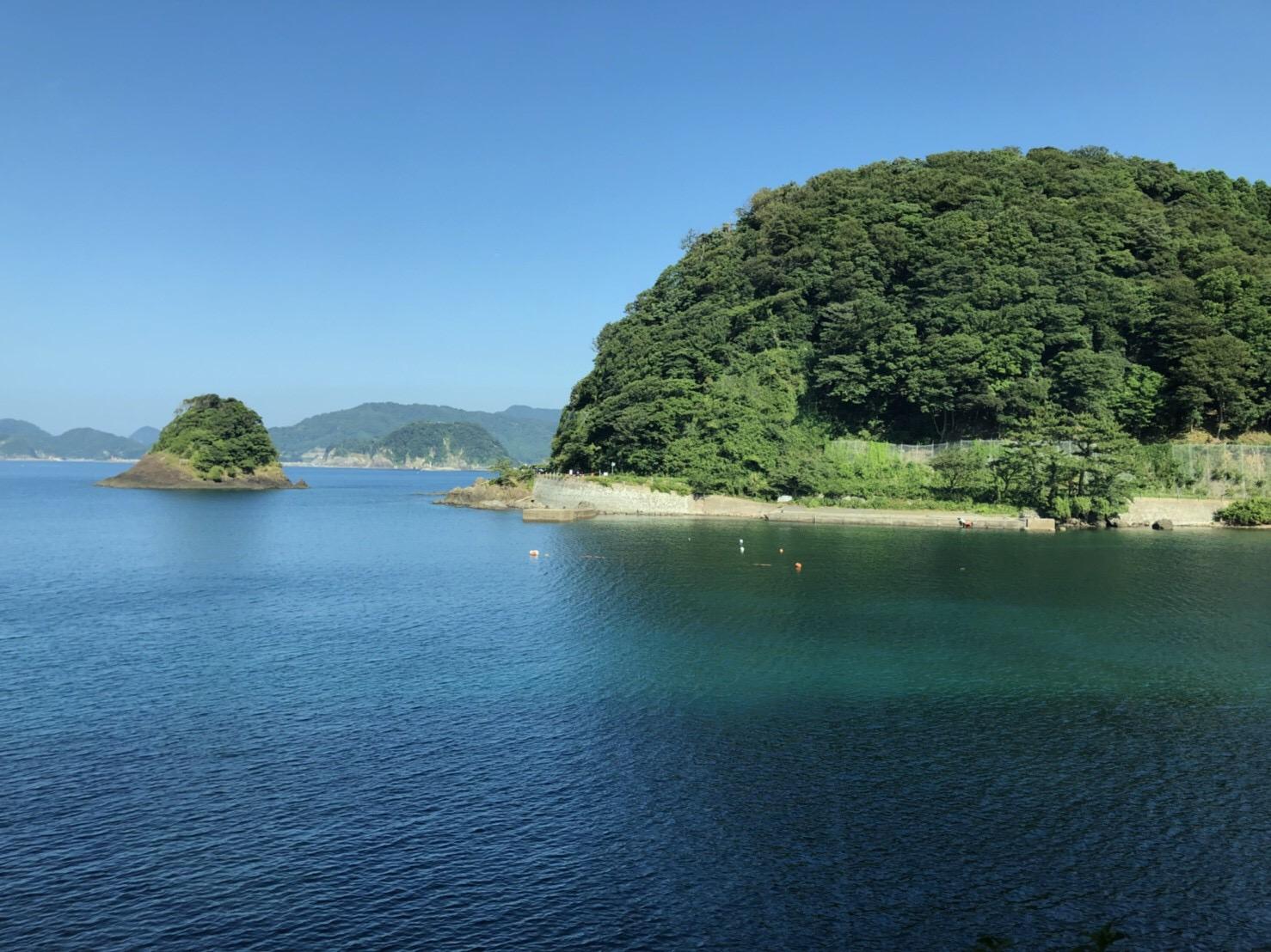 日本海 スノーケルツアー
