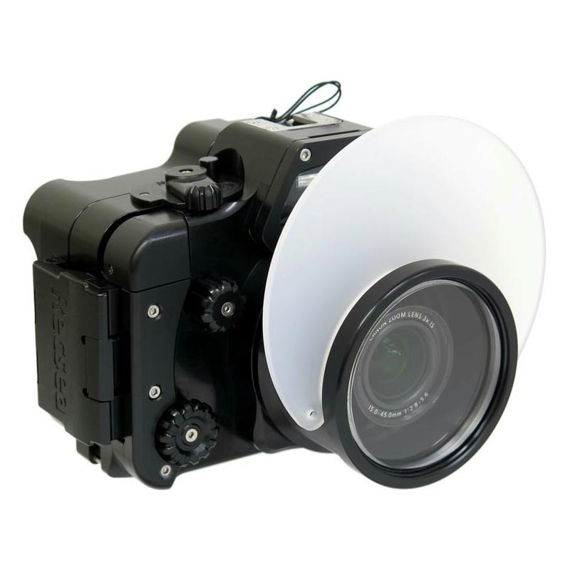 RECSEA WHC-G1XMk3 アルミハウジング(Canon G1Xmk3専用)