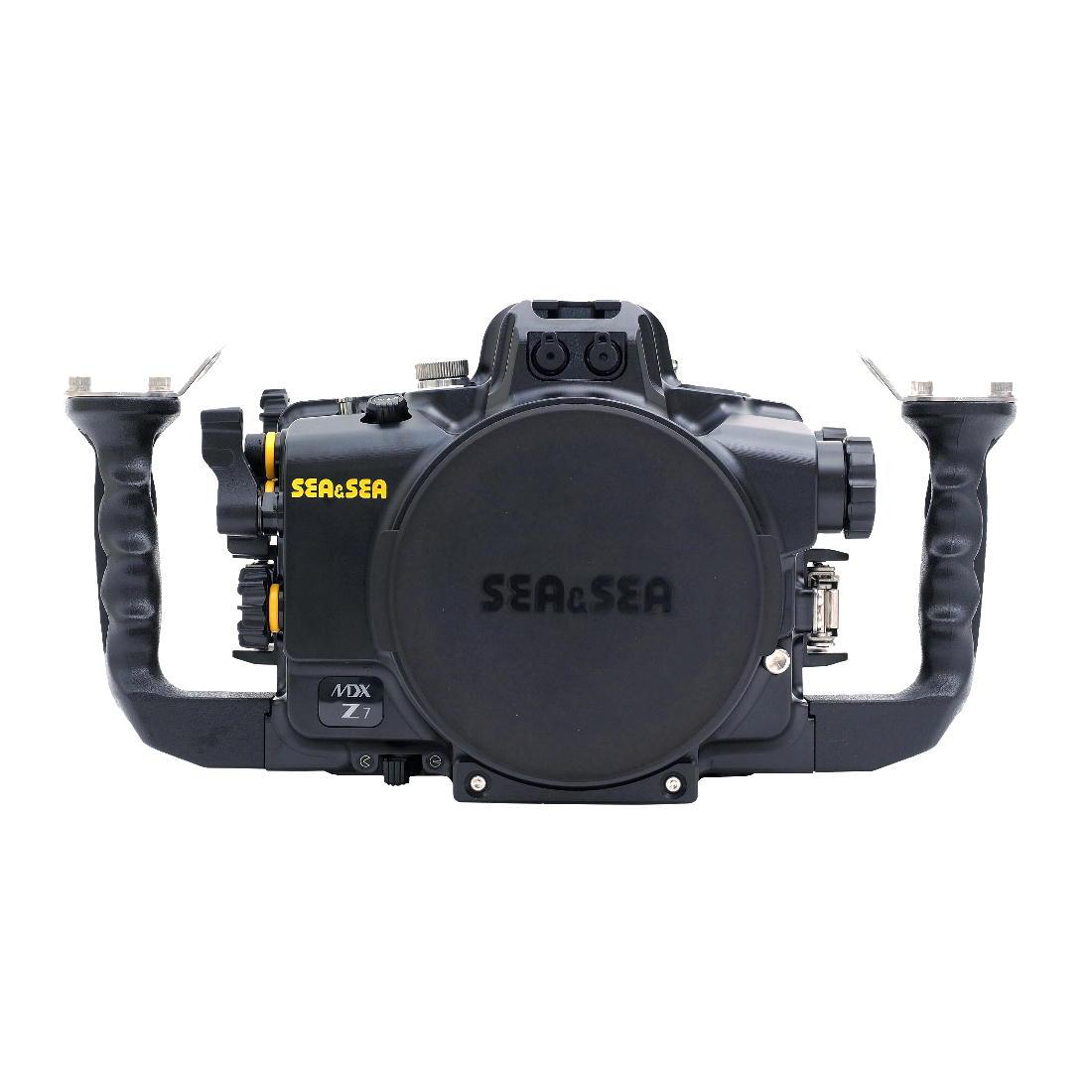 SEA&SEA MDX-Z7 ハウジング(ニコン フルサイズミラーレスカメラ「Z7/Z6」用)
