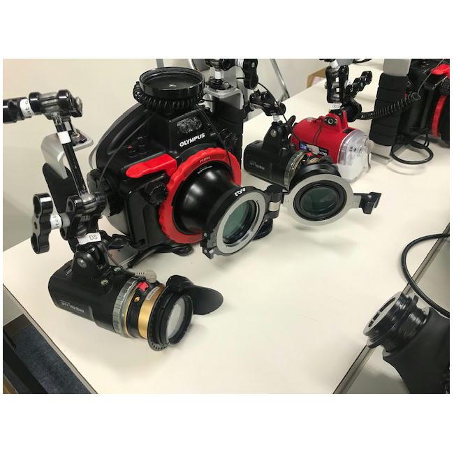 水中撮影機材関連ビジネスショー2019 大阪会場