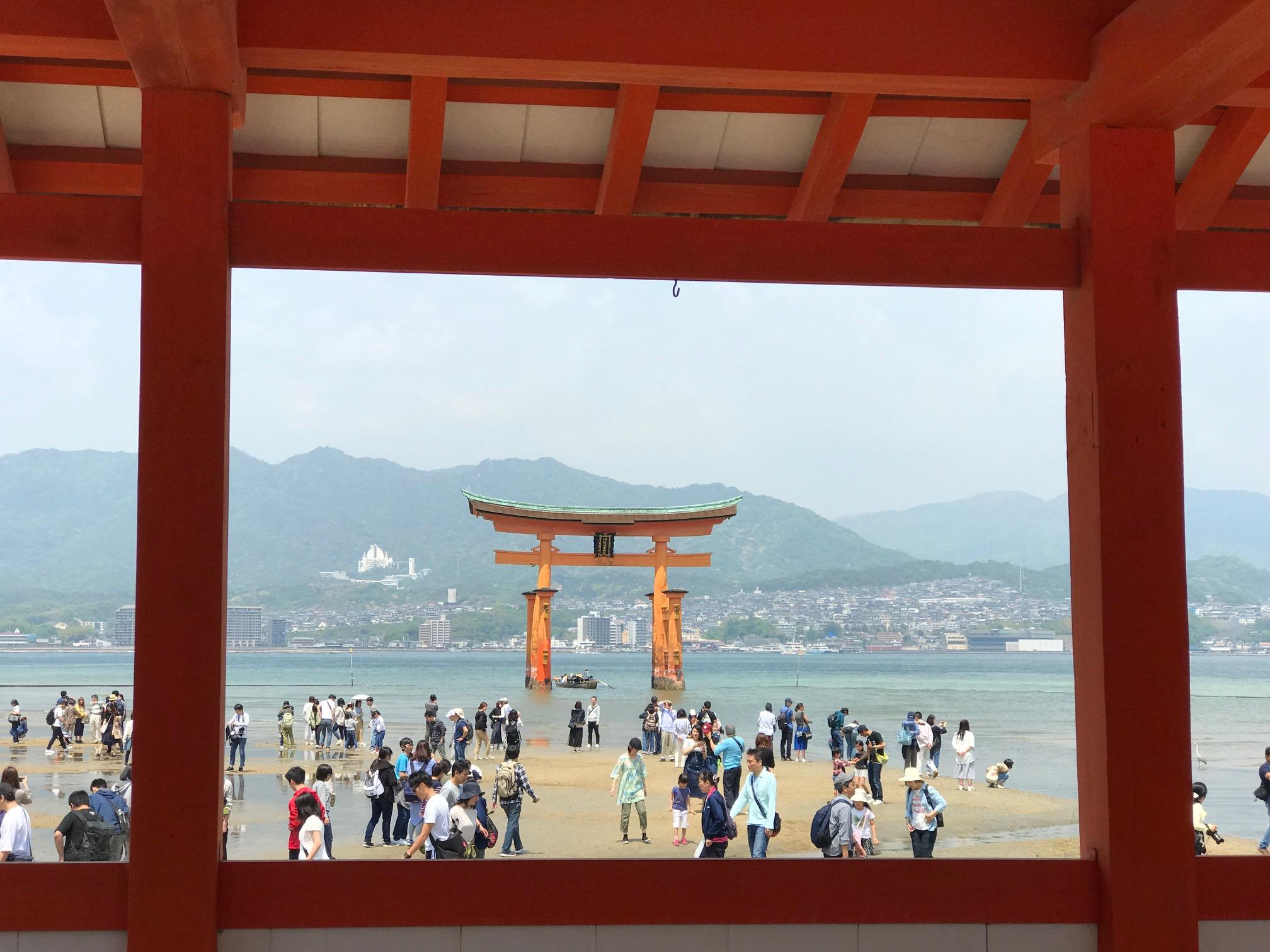 広島 宮島厳島神社