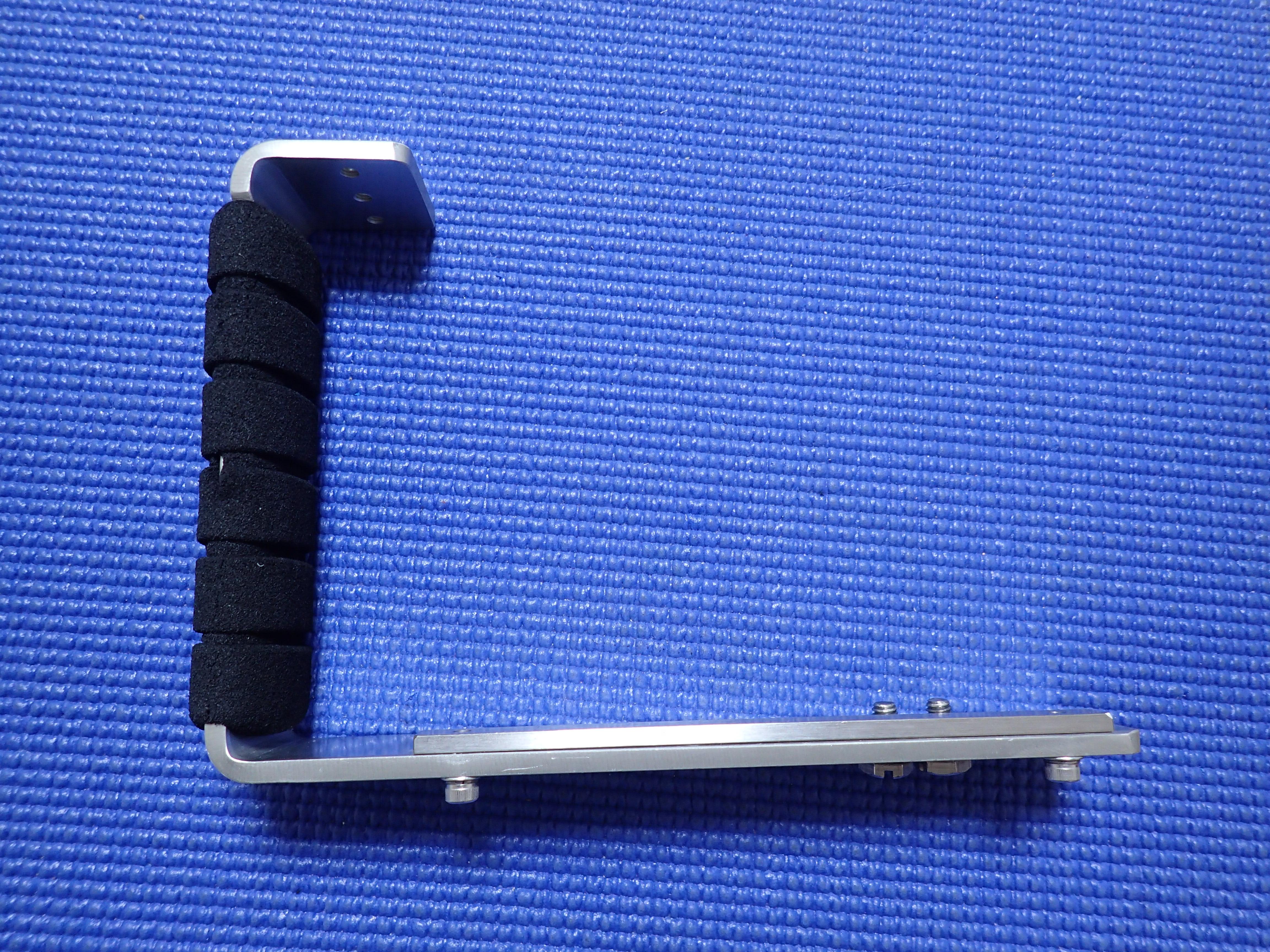中古水中カメラ機材 MPBK-03片手グリップ(ブラケット)
