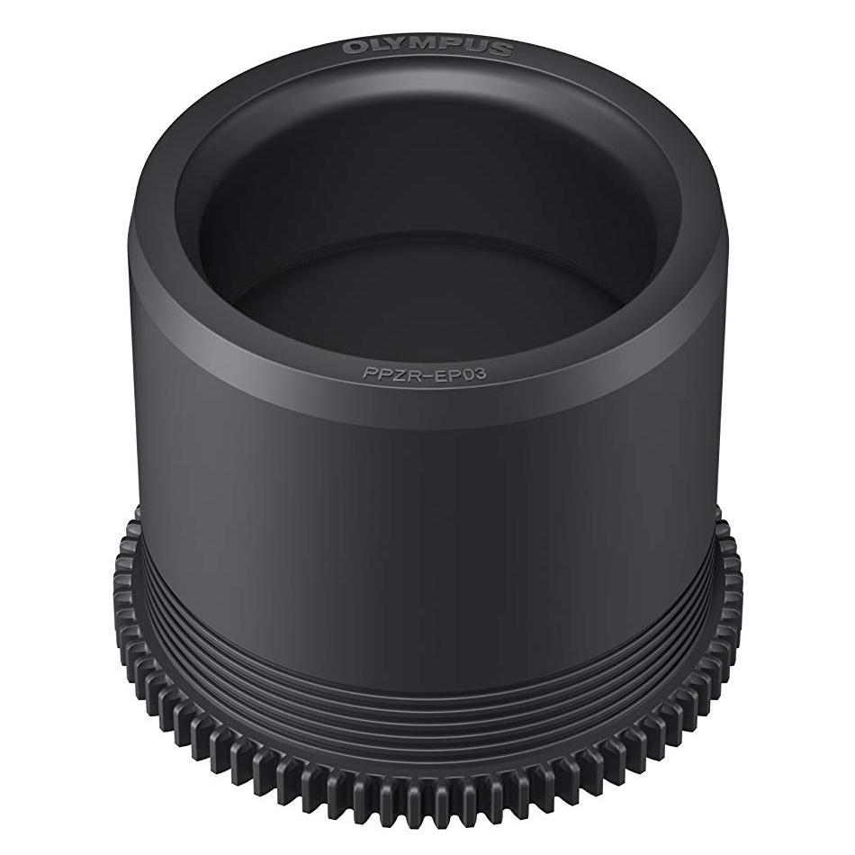 PPZR-EP03は、M.ZUIKO DIGITAL ED 60mm F2.8 Macro用のフォーカスギア
