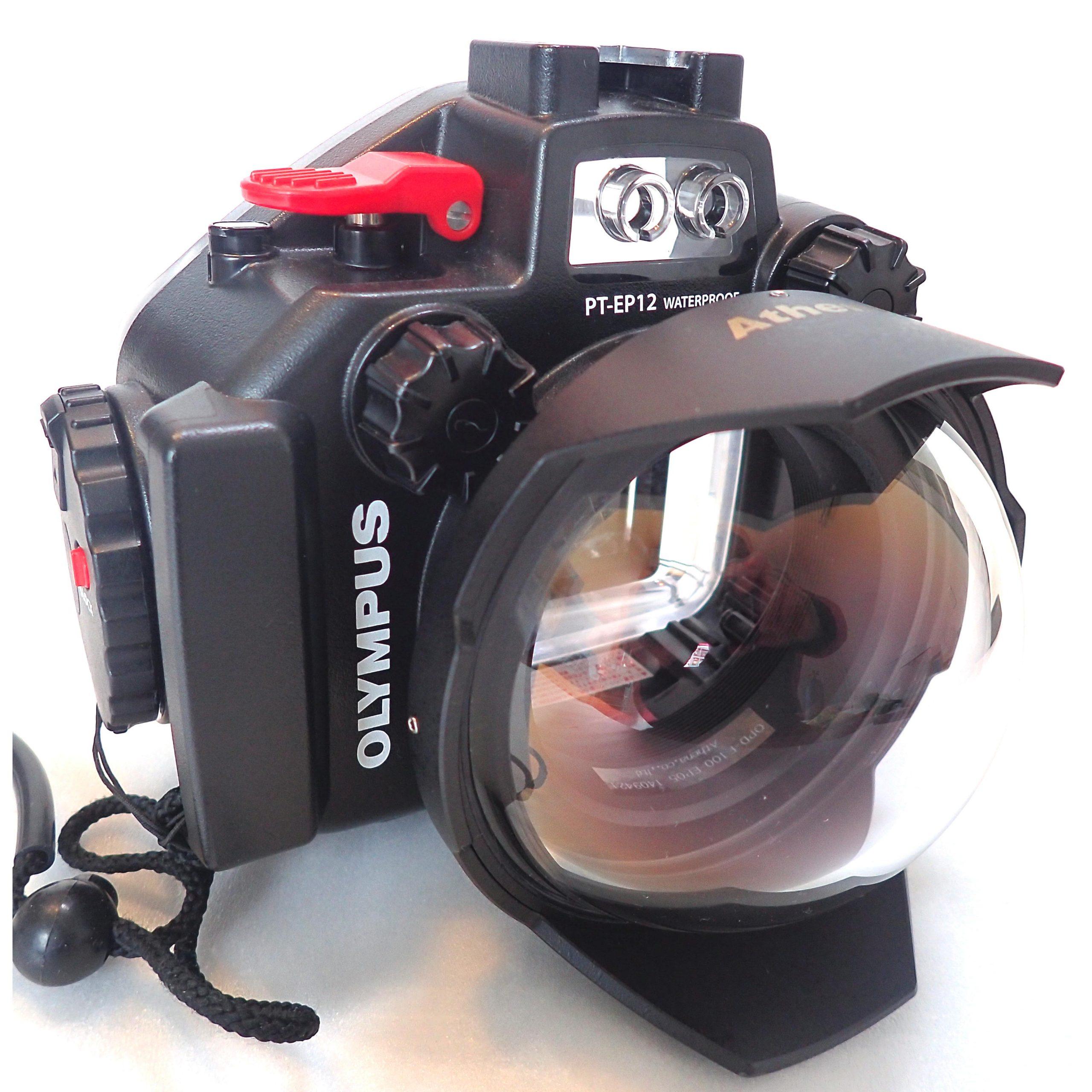 水中カメラ器材とダイビング器材の買取