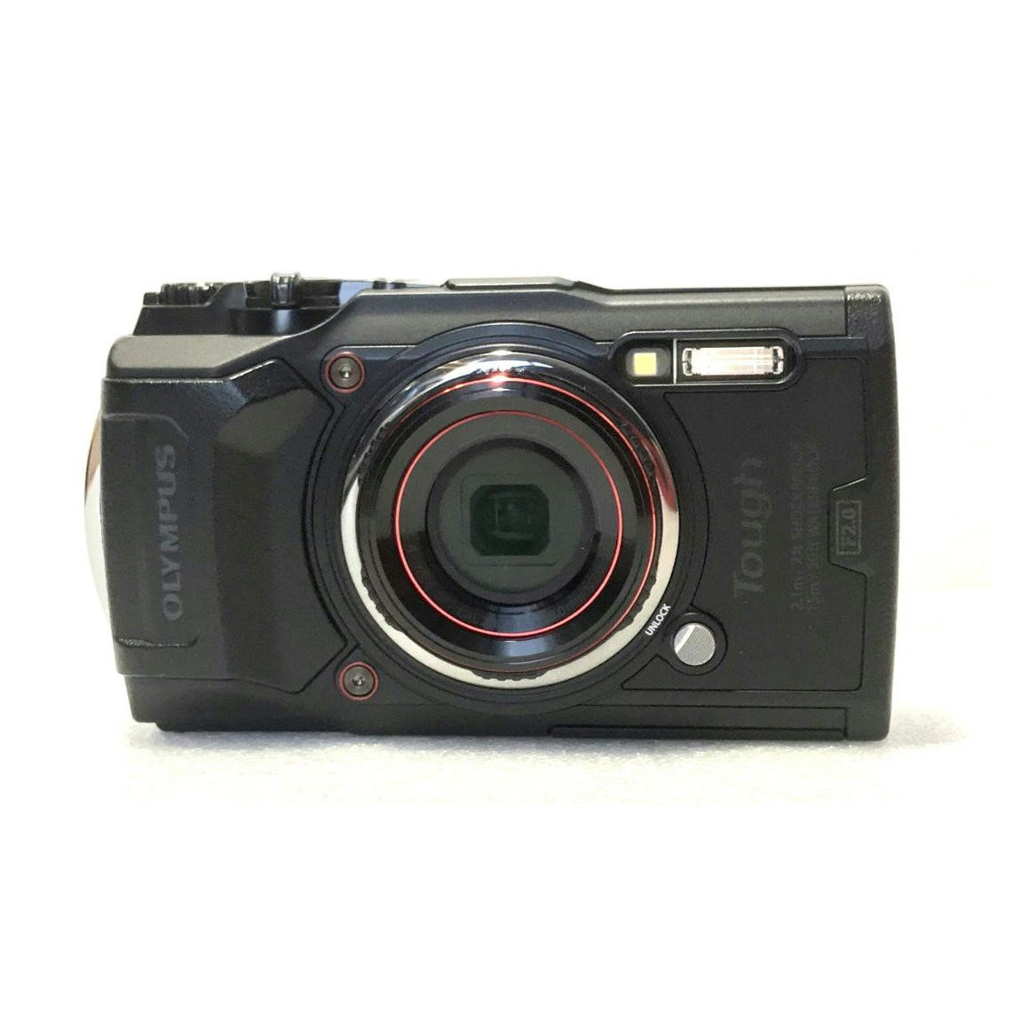 コンパクトデジタルカメラTough TG-6