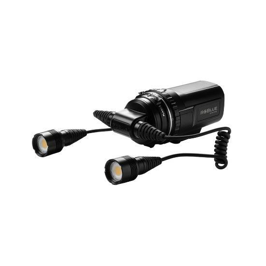 RGBlue LED水中ライト SYSTEM03 Lプレミアムカラー