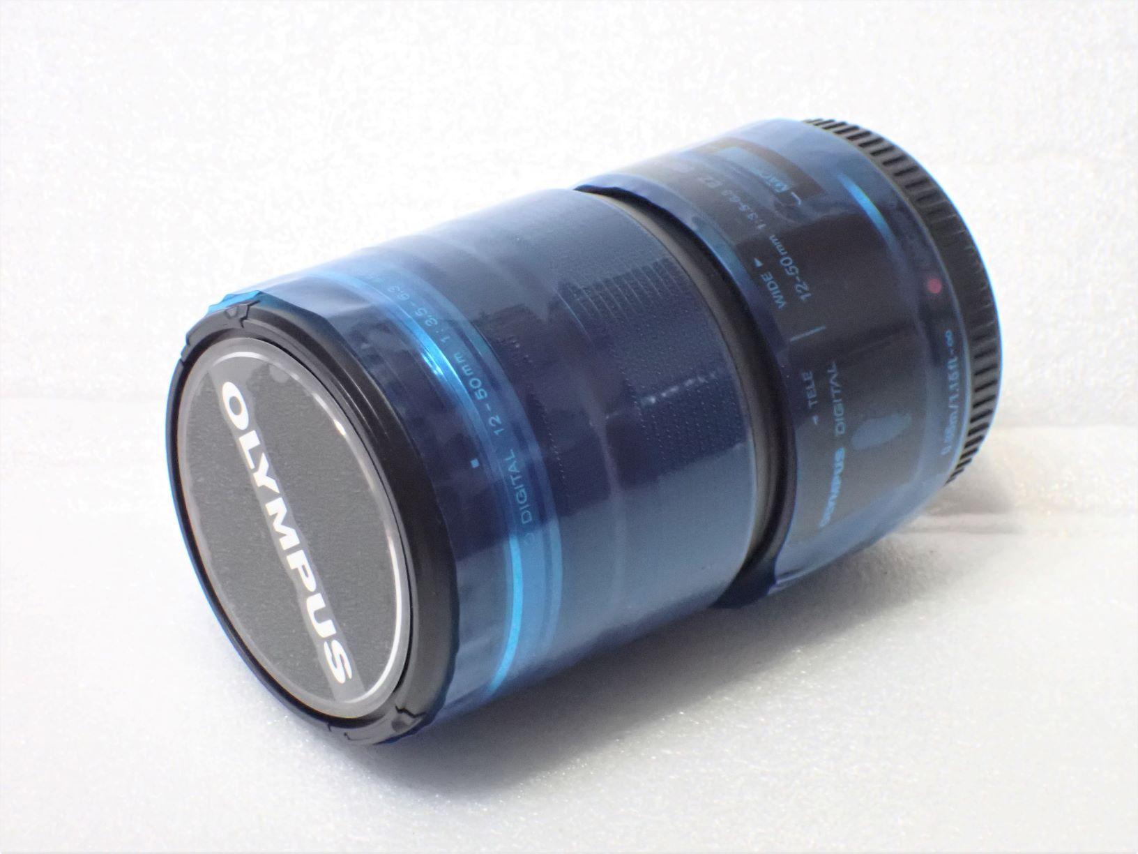 OLYMPUS M.ZUIKO DIGITAL ED 12-50mm F3.5-6.3 EZ ED MSC レンズ