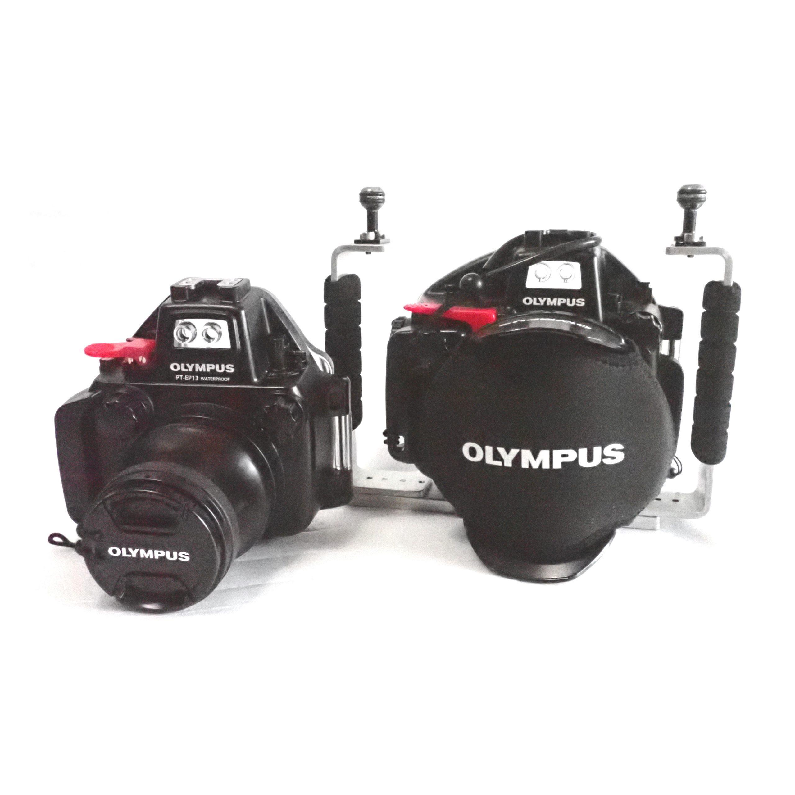 水中カメラ機材を選ぶ時