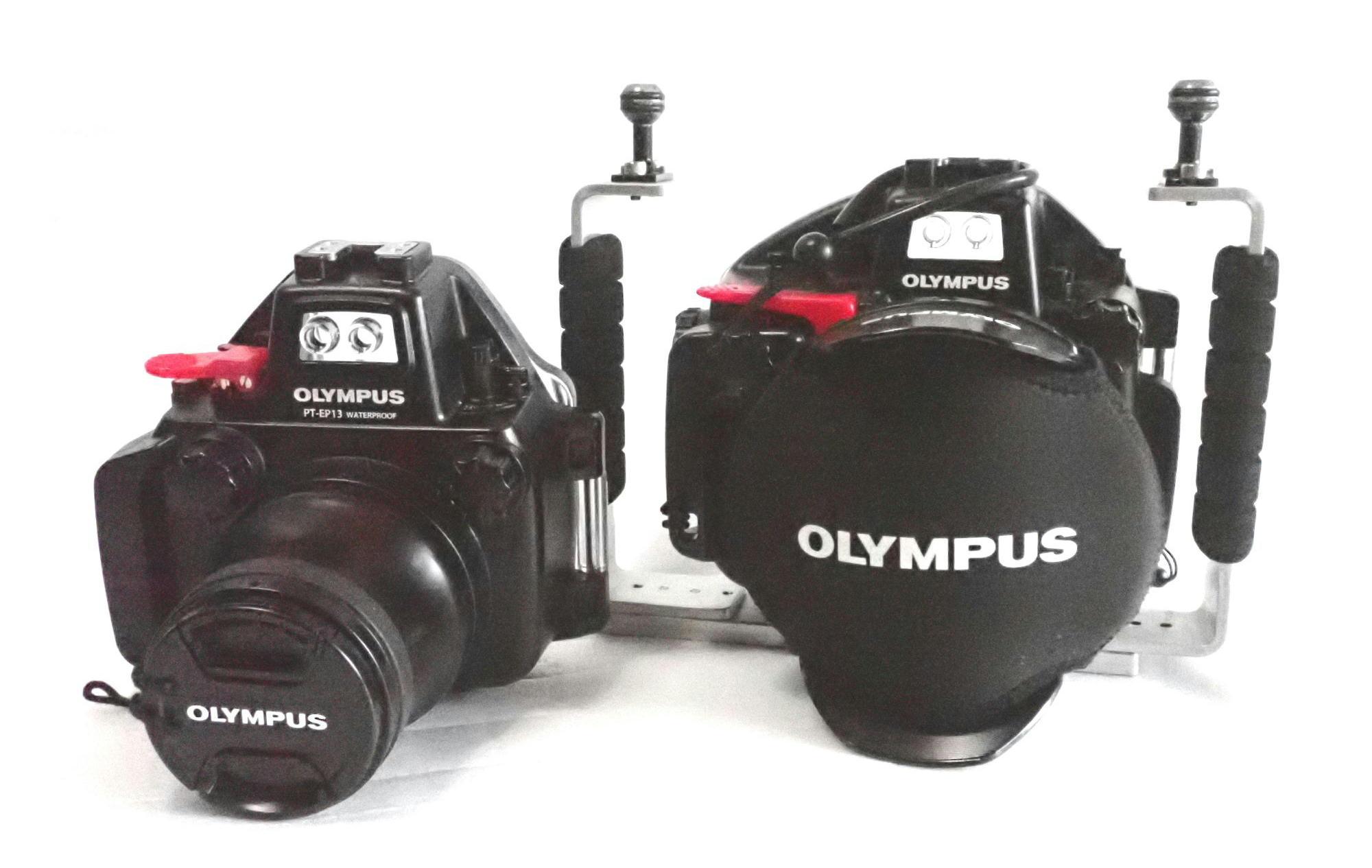 オリンパス(OMデジタルソリューションズ)防水プロテクター修理