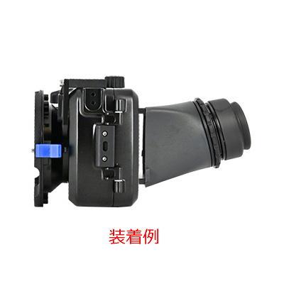 NA LCDルーペファインダー (オリンパス TG-6 TG-5ハウジング液晶画面用ファインダー)