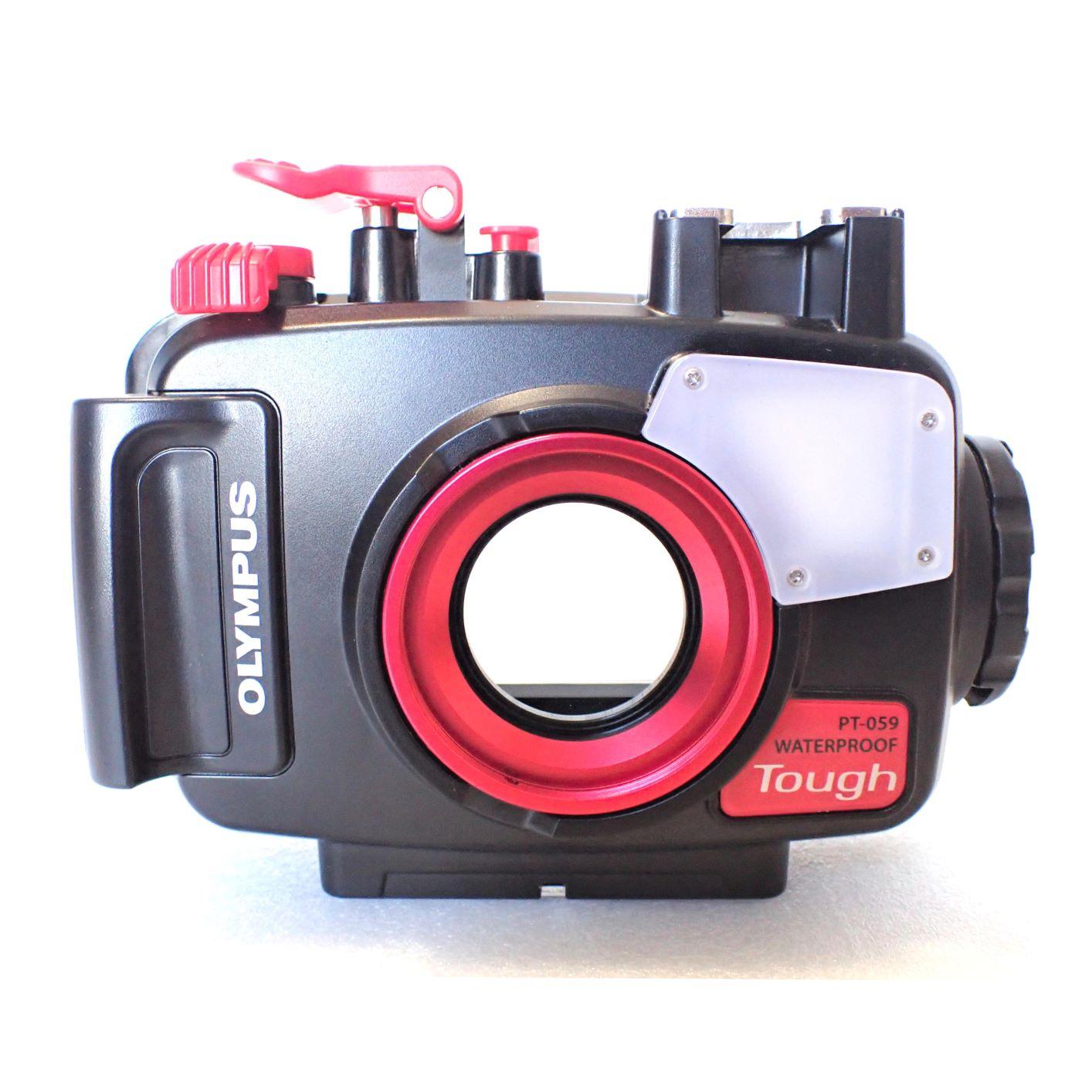 ミスターオリンパス水中(水中写真家/清水淳先生)|オリンパスTG-6カメラハウジングメンテナンス方法