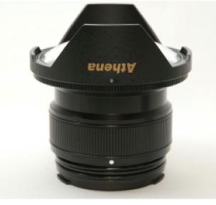 ドームポート Athena ワイドズームポート9-18 OPD-WZ9-18-EP12( OLYMPUS M.ZUIKO DIGITAL ED 9-18mm F4-5.6 用 )